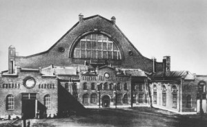 Путиловский завод. Фото начала XX в.