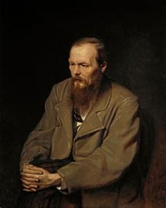 """В. Перов """"Портрет Ф.М. Достоевского"""""""