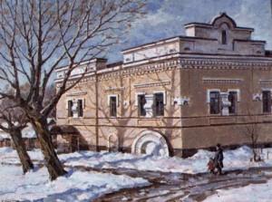 Ипатьевский дом - место расстрела царской семьи