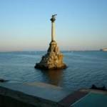 Севастополь. Памятник затонувшим кораблям