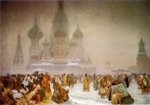 """А. Муха """"Отмена крепостного права на Руси"""""""