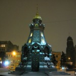 Часовня-памятник герояи Плевны, Москва