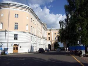 Царскосельский лицей (современное фото)