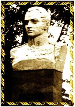 Памятник П.И. Пестелю в Тульчине