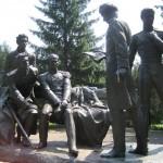 Памятник декабристам в Каменке