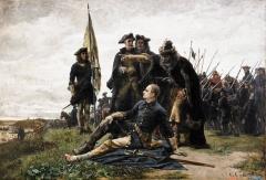 """Г. Седерстрем """"Мазепа и Карл XII после Полтавской битвы"""""""