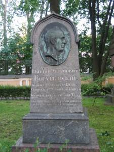 Могила Е. Баратынского