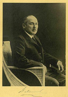 Н.А. Хомяков, Председатель Третьей Государственной Думы