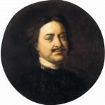 """И. Никитин """"Портрет Петра I"""""""