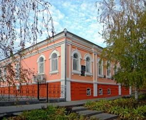 Уездное училище в г. Бирюч Белгородской обл.