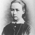 Софья Львовна Перовская