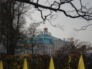 Большой дворец в Ораниенбауме
