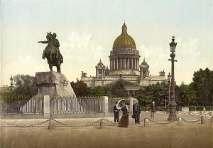 Сенатская площадь, XIX век