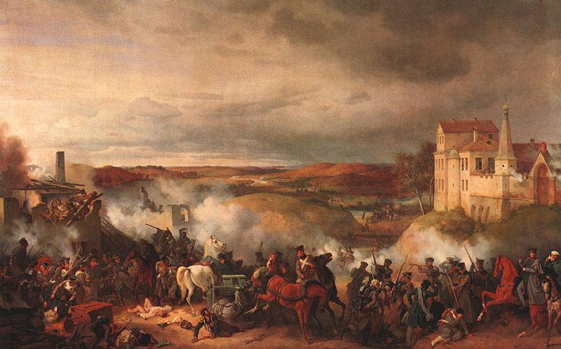 Отечественная война года История Российской империи Сражение под Малоярославцем