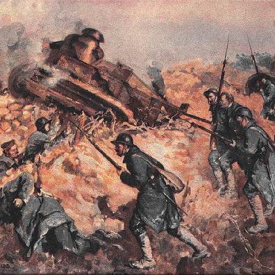 World War 1 Research Report, an essay fiction
